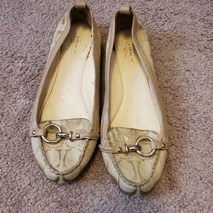 Coach shoes size 7